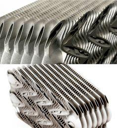 Heat Sink 3D Print