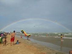 Kitesurf. Playa adicora