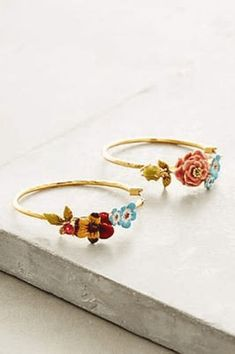 Summer Bloom Aldjustable Ring #anillos