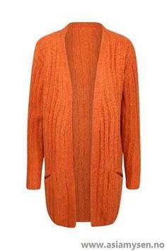 attraktiv Mia Lakserød Overdeler Orange design jakke QV71RN6717 - Kvinner Klær