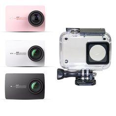 >> Click to Buy << NEW Diving 40m Waterproof Case for  Xiaoyi YI Sports Camera II 2 Case Xiaomi YI 4K Action Camera 2 Protective Housing #Affiliate