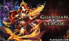 Guardian League  Android Game - playslack.com , Create an organization of fabled heroes and battle the ruler of demons and his tough militium. regulate heroes in fights and conquer bad. Use your commander qualities and preserve the world of this game for Android from havoc. Form a squad of heroes whose qualities strengthen each other. conquer mighty monsters and make them your alliances. Look for primitive wholes and outstanding tool that will aid the warrior prevail fights with the demons…