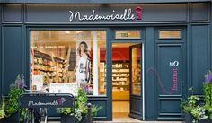 Best Shop for Organic Cosmetics in Paris: Mademoiselle Bio