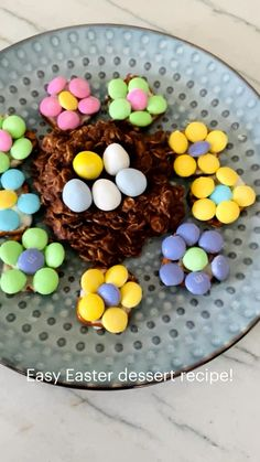 Yummy Snacks, Delicious Desserts, Yummy Food, Easter Cupcakes, Easter Cookies, No Cook Desserts, Dessert Recipes, Fun Baking Recipes, Tiny Food