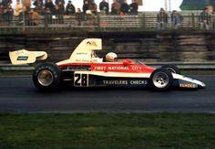 Mark Donohue 1974 Penske PC1