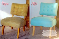 upholstery before and after photos - Αναζήτηση Google