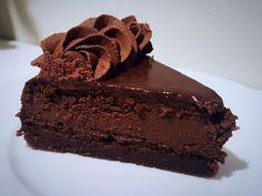 Maailman paras Suklaajuustokakku