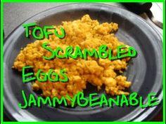 How-to Make really good vegan tofu scrambled eggs - YouTube
