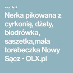 Nerka pikowana z cyrkonią, dżety, biodrówka, saszetka,mała torebeczka Nowy Sącz • OLX.pl