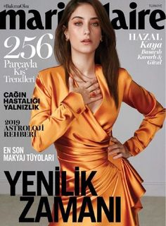 V Magazine, Magazine Covers, Marie Claire, Vanity Fair, Turkish Women Beautiful, Vogue, Unicorn Art, Glamour, Turkish Actors