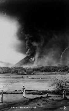 Volcano Paricutin. Mexico. Source Dominique Decobecq