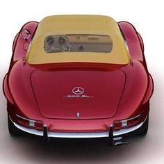 #MercedesBenz#300sl