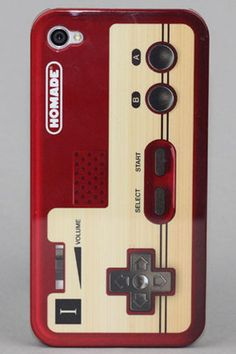 Yamamoto Industries Famicom iPhone 4/4s Case
