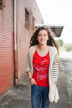 Subtly geeky tees + tanks you can actually wear every day | Jordandene