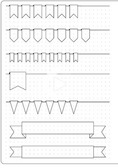 Journal monatliche Banner-Header und Vorlage -Bullet Journal monatliche Banner-Header und Vorlage - Learn how to Letter September in 5 different ways. This is a great tutorial for beginners in lettering Bullet Journal Tracker, Bullet Journal Frames, Bullet Journal Doodles, Bullet Journal Headers, Bullet Journal Month, Bullet Journal Banner, Bullet Journal Ideas Pages, Bullet Journal Inspiration, Journal Pages