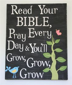Image result for read your bible pray everyday gifs