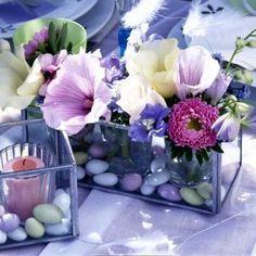 table centerpieces and flower arrangements