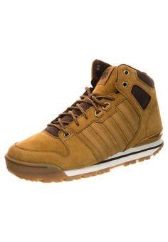 SI-18 PREMIER - Zapatillas altas - bone brown/espresso
