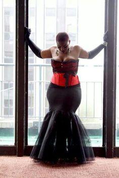 Black beauty Big beautiful women.  Plus size ladies with curves. Bbw