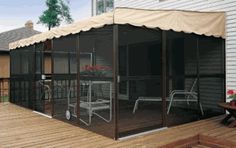 1000 Ideas About Screened In Patio On Pinterest Outdoor
