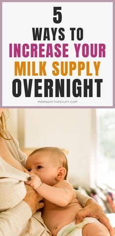 While every moms experience will be differentthese are 5 things that really helped boost/maintain my breastmilk supply. Breastfeeding Classes, Breastfeeding And Pumping, Foods Increase Milk Supply, Newborn First Week, Breastfeeding Techniques, Return To Work, Newborn Care, 5 Ways, Kids And Parenting