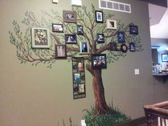 family tree mural - Google Search