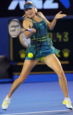 Risultato immagine per Maria Sharapova Tennis without Panties Maria Sharapova Hot, Sharapova Tennis, Foto Sport, Blush Lingerie, Tennis Photos, Open Dress, Tennis Players Female, Tennis Fashion, Tennis Stars