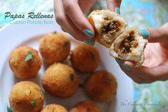 Papas Rellenas - Cuban Potato Balls by The Culinary Chronicles, via Flickr