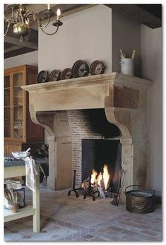 9 Aligned Cool Tricks: Corner Fireplace Mid Century mobile home fireplace remodel.Fireplace Living Room House Plans tv over fireplace measurements. Country Fireplace, Cottage Fireplace, Victorian Fireplace, Black Fireplace, Home Fireplace, Faux Fireplace, Fireplace Remodel, Fireplace Design, Fireplace Mantels