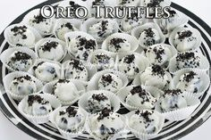 Easy No Bake Oreo Truffles