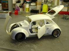 66 Beetle on Steroids Go Kart Frame, Hobby Cars, Beetles, Scale Models, Vw, Modeling, Beetle Car, Beetle, Autos