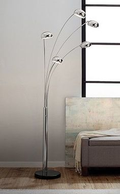 Add A Statement Piece In Your Home With Our CANVAS Lighting Collection The Silas Floor Lamp Will Compliment Any Room