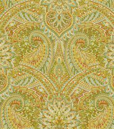Home Decor Print Fabric-Waverly Swept Away Sorrel
