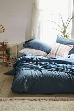 Assembly Home Linen Blend Duvet Cover