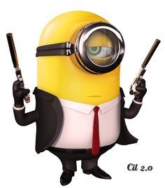 minions gangster