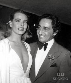 Margeaux Hemingway and Husband Errol Wetson Photo: Nate Cutler/Globe Photos Inc