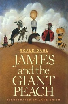 I think my first encounter with James and the Giant Peach was in 5th grade, when my teacher read it aloud to the class, and it hooked me on Roald Dahl. While I do love the original illustrations by Nancy Berkert, I'm also partial to Lane Smith's quirky versions as well. But regardless of which pictures accompany it, it's a fantastic story.