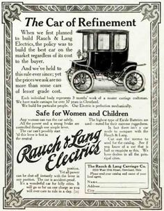 24 Best Rauch & Lang Electric Car Ads images in 2012 ... Rauch Amp Lang Electric Car Wiring Diagram on