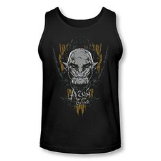 Hobbit Battle Of The Five Armies Azog Tank Top