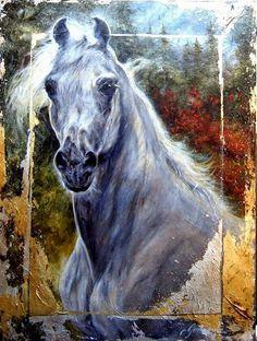 pintura-moderna-con-caballos (2).jpg (768×1017)