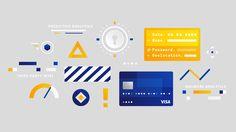 Visa Threat Intelligence on Motion Graphics Collective