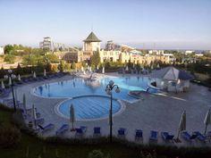 Aquamarine hotel - outdoor pool