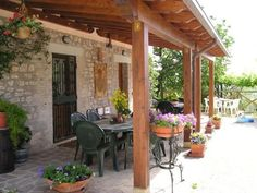 portico esterno - Picture of B&B