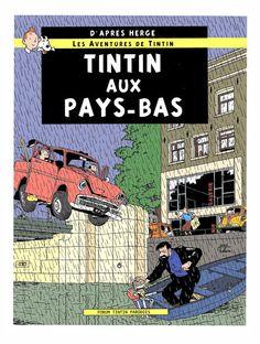 Tintin aux Pays-Bas