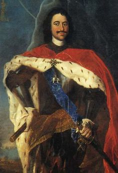 Peter the Great: Czar and Autocrat of All the Russias; he was admired for his modernisation of Russia's economy, society and army, his military victories and his attitude towards Europe