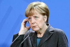 Merkel'den Ukrayna için telekonferans zirvesi