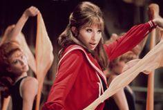 Young Barbra Streisand funny girl | funny-girl-barbra-streisand