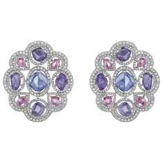 """""""Charismatique"""" #Earrings from #TalismansDeChanel - #Chanel - #FineJewellery…"""