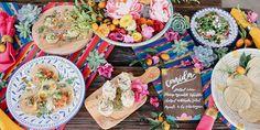 Dicas para montar uma linda mesa mexicana! #receberbem #mesaposta #comidamexicana #decor