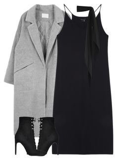"""""""Untitled #4019"""" by maddie1128 ❤ liked on Polyvore featuring Theory, Jeffrey Campbell and Yves Saint Laurent"""